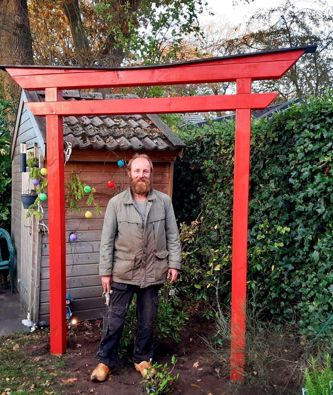 Japanse torii
